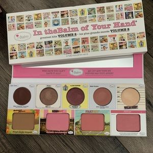 In theBalm of your hand volume 2